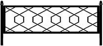 ритуальные ограды