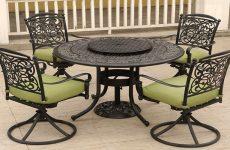 Кованая мебель – оригинальный выбор для оформления интерьера
